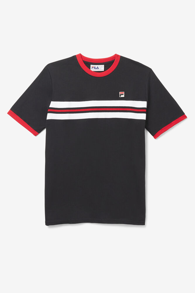SILVER TEE/*BLK/CRED/WHT/Small