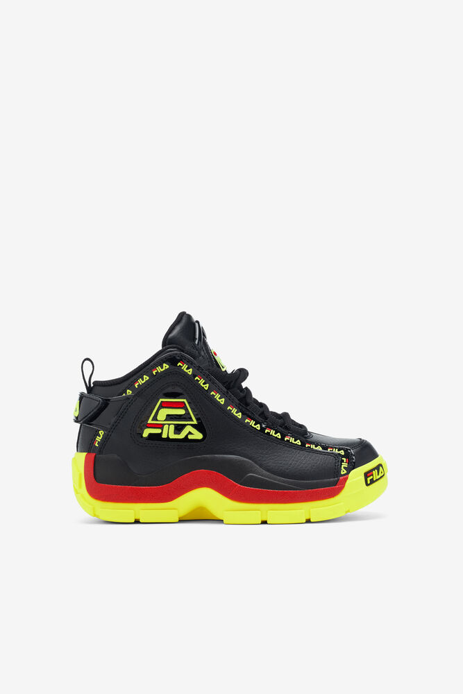 GRANT HILL 2 Repeat/BLK/SFTY/FRED/Four