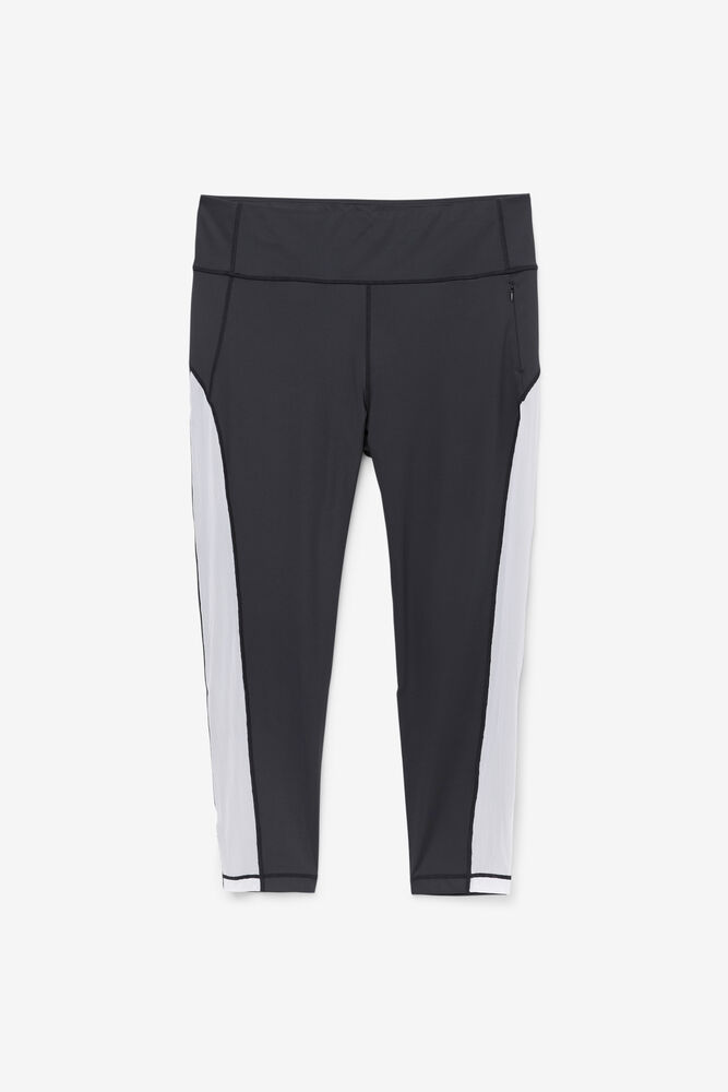 FORZA CONTRAST 7/8 IN LEGGING/BLK/WHT/4XLarge