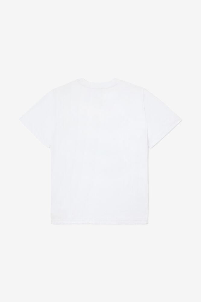 TAVARES TEE/WHITE/M