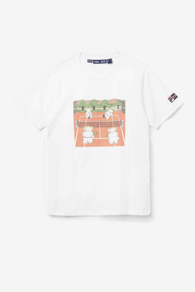 KURTT T-SHIRT/WHITE/Large