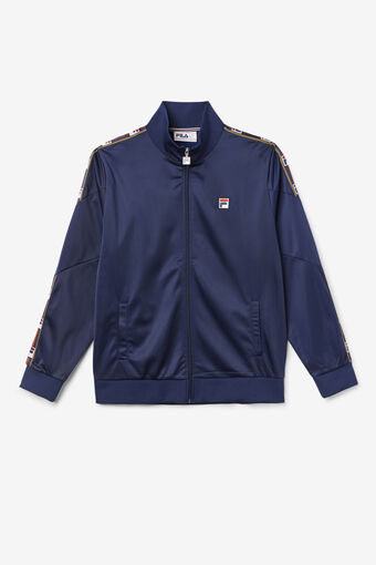 CARSON TRACK TOP/PEACOAT/Large