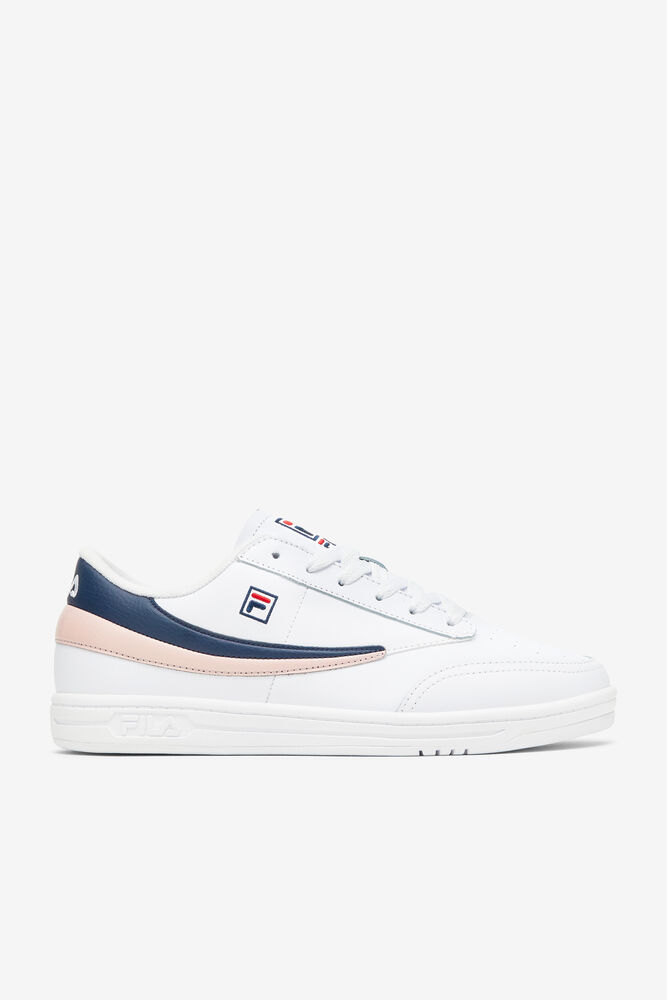 Tennis 88/WHT/FNVY/SPNK/Eleven and a half