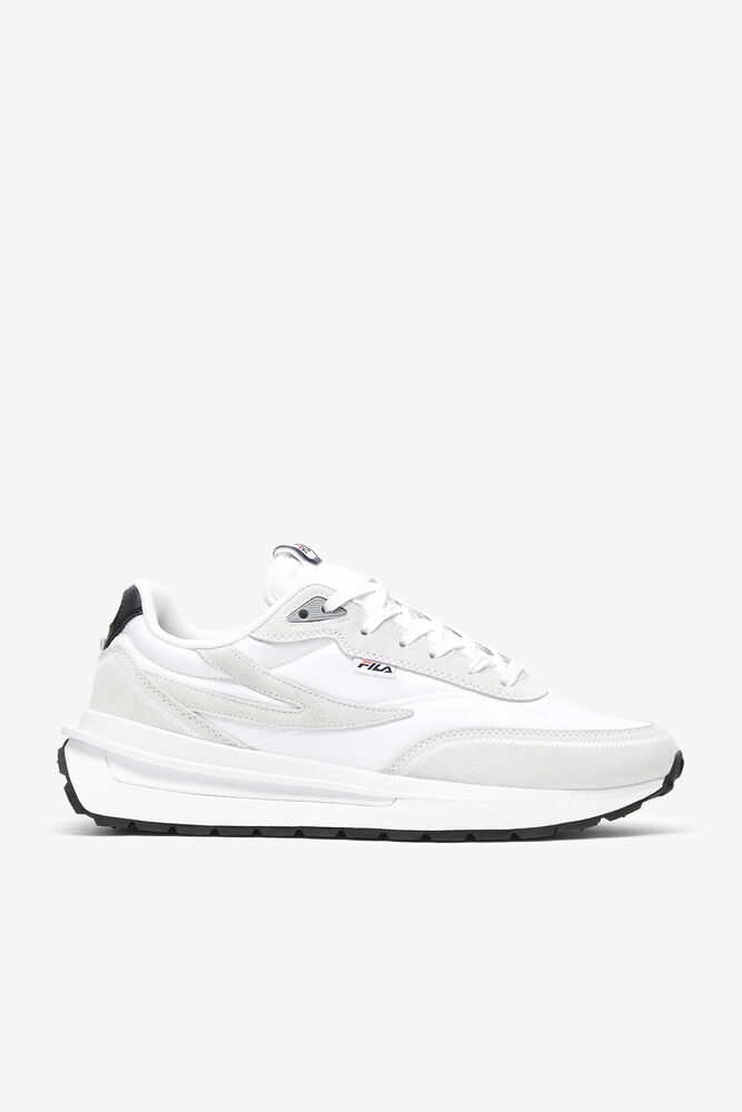 RENNO/WHT/BLK/FRED/Four
