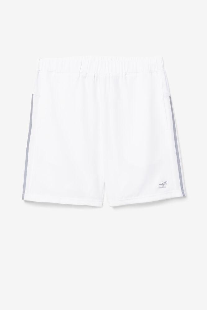 PICKLEBALL SHORT/WHITE/Large