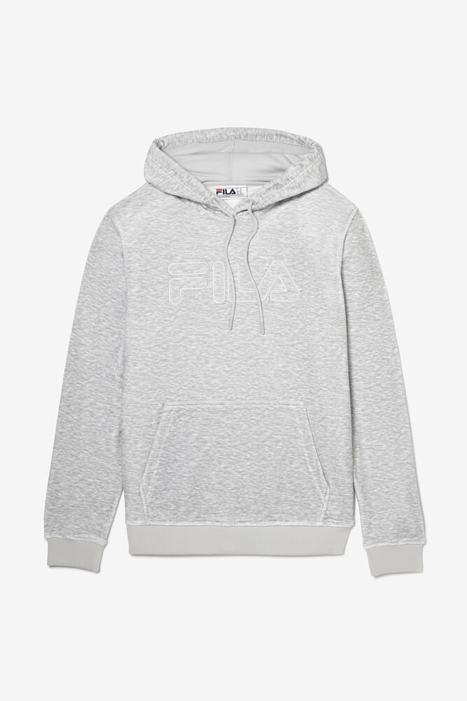 ASHER VELOUR HOODIE