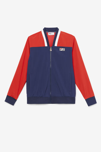 THE MUSEUM JACKET/PEAC/CRED/WHT/Large
