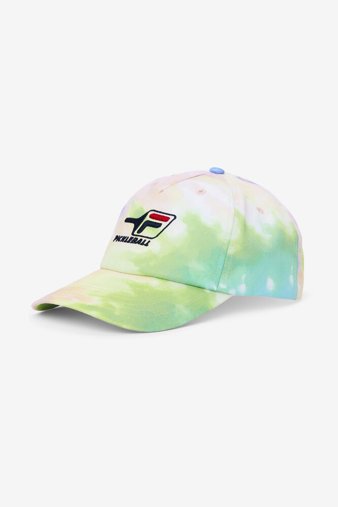 PICKLEBALL TIEDYE HAT/TIEDYE/1 Size