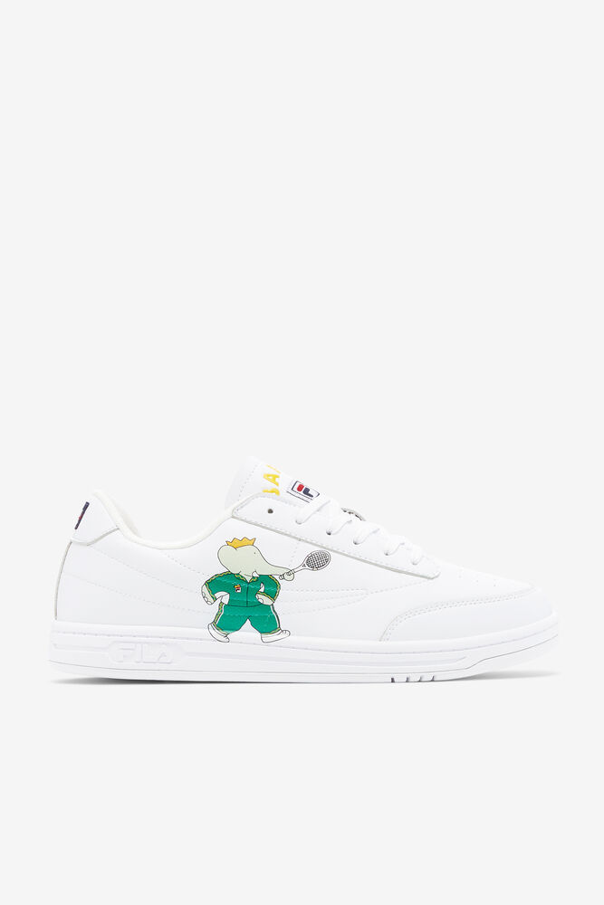 TENNIS 88 X RB X BABAR/WHT/FNVY/FRED/Eleven